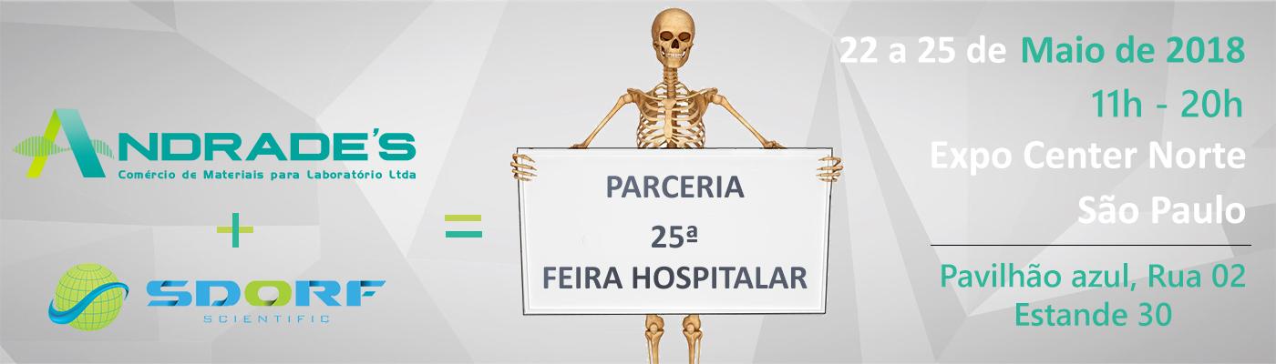Feira Hospitalar 2018