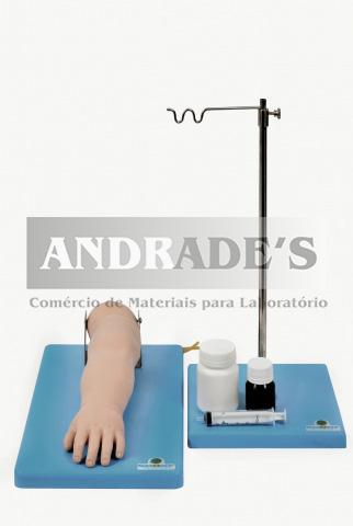 Braço avançado p/ punção venosa infantil - SD-4031/C