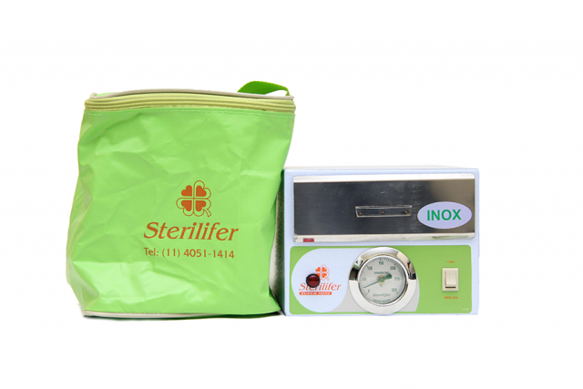 Esterilizador Analógico Esterilização e Secagem - Super Mini