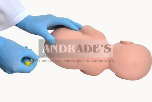 Simulador avançado pediátrico p/ punção lombar - SD-4046/B