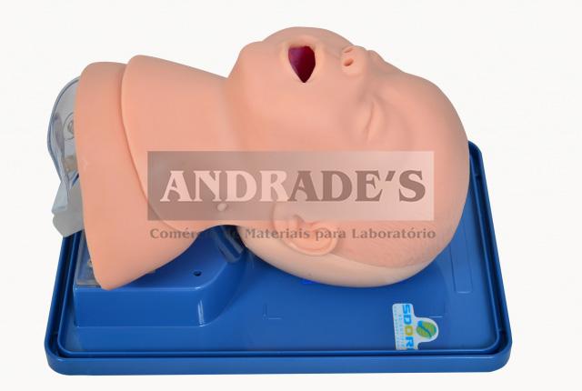 Simulador de intubação em criança - SD-4006/B