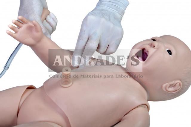 Simulador de parto avançado automático - SD-4014