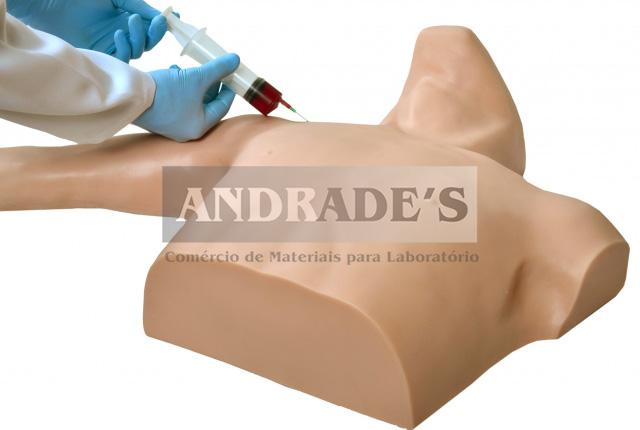 Simulador de picc line - SD-4044