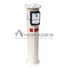 Deionizador de água 100 l/h