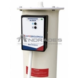 Deionizador de água 50 l/h