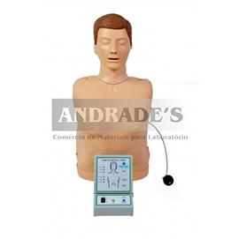 Manequim torso p/ treino de rcp -SD-4002/B